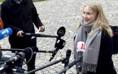 A teenage girl became prime minister for a day in Finland