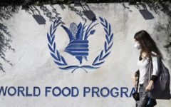 The Nobel Peace Prize was awarded to the UN World Food Program