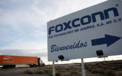 Foxconn aims to supply to 3 million electric vehicles by 2027