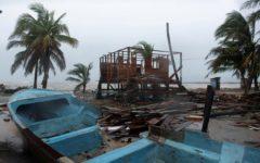 Hurricane Iota made landfall in Nicaragua