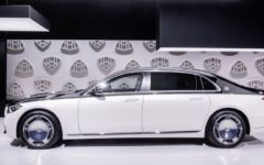 Daimler plans to double sales of Maybach vehicles, buoyed by strong demand in China