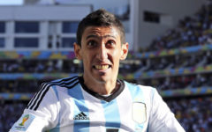 Angel Di Maria has finally been called up to the Argentina squad