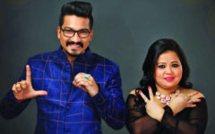 Bharti Singh and Harsh Limbachiyaa arrested for drug involvement