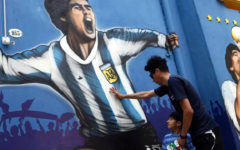 Argentines mourn Maradona, 'the most human of Gods'