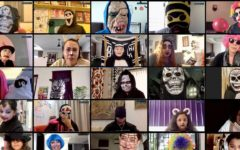 Virtual Halloween Celebration held by International School Dhaka