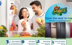 Samsung refrigerators bring more space, freshness, and colors with innovative technology