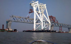 300 meters remaining to achieve much anticipated Padma Bridge