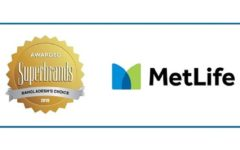 MetLife Bangladesh recognized with prestigious Superbrand status