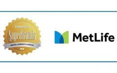 MetLife Bangladesh recognized with prestigious Superbrand status