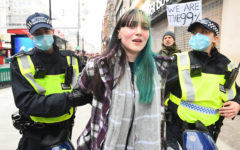 60 arrested at London anti-lockdown protest