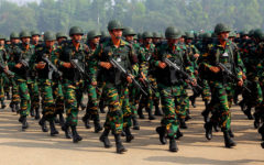 Victory Day parade has been canceled in Bangladesh