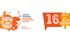 16 ways to support global 16 Days of Activism Against Gender Based Violence (GBV) campaign