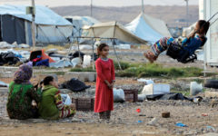 More than 80 million people displaced in the world: UN