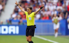 Stephanie Frapart appointed as the first female referee of Champions League