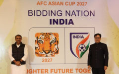 India bids to host 2027 Asian Cup