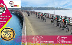 Bangabandhu Tour De CHT MTB challenge is knocking on door to say buy to year 2020