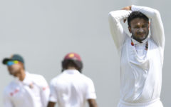Shakib returns to ICC Test rankings