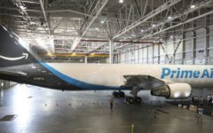 Amazon bought its first fleet of planes to expands air freight network