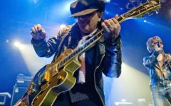 New York Dolls guitarist Sylvain Sylvain dies