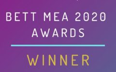 DPS STS wins the Bett MEA Awards 2020