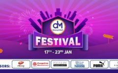 DarazMall Festival goes live from January 17