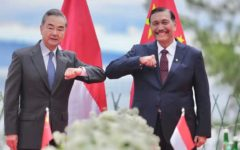 China and Indonesia to strengthen cooperation in developing cyber security capacity and technology