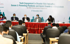 Y-DRR season-2: preventing pandemic and social disasters in Bangladesh