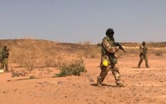 At least 70 civilians killed in simultaneous attacks in Niger