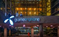 Grameenphone wins notable award of Corporate Governance Excellence from ICSB