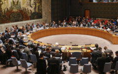 Five new countries join polarized UN Security Council