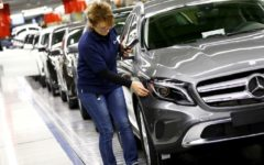 Mercedes-Benz to recall cars over a safety defect with the cars' emergency call system
