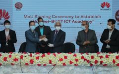 Huawei and BUET join hands to continue cultivating ICT talent ecosystem in Bangladesh
