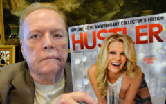 Porn mogul Larry Flynt dead at 78
