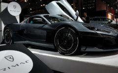 Porsche to participate in a financing round of Rimac Automobili