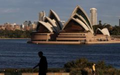 Australia reported no new local coronavirus cases for a third day on Sunday