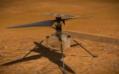 NASA intends to fly a helicopter on Mars for the first time