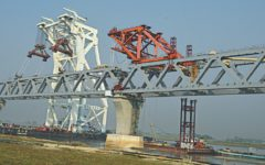 Fund crisis causing delay in mega venture Padma Bridge Rail Link Project