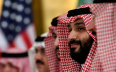 US says Saudi prince approved Khashoggi murder but spares him sanctions