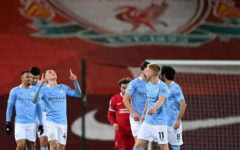 Four-goal Man City crush Liverpool, Kane stars for Spurs