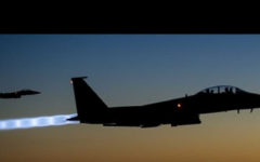 First Turkish air strikes on Kurdish zone in Syria in 17 months