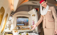 Emirates brought first class service in Bangladesh