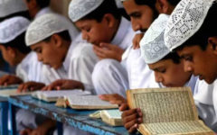 India took Initiative to teach Gita-Veda-Ramayana in madrassas