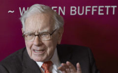 Finally Buffett took the step at the 100 Billion Club