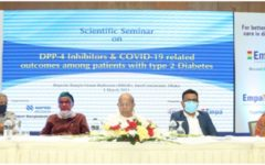"NIPRO JMI Pharma held a scientific seminar on ""DPP-4 inhibitors & COVID-19 related outcomes among patients with type 2 diabetes"""