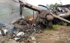 10 killed in South Sudan plane crash