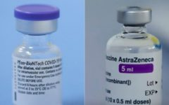 "The Oxford-AstraZeneca and Pfizer vaccines ""highly effective"" among elderly people in Britain"