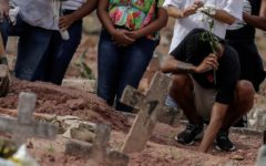 Brazil records more than 4000 Covid-related deaths in 24 hours