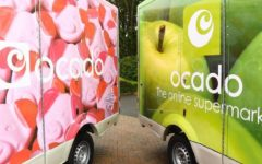 Ocado unveiled a major push into autonomous driving technology