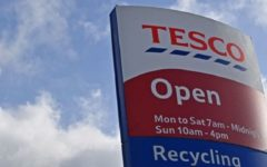 Tesco fined £7.56m for selling out-of-date food at three stores in Birmingham