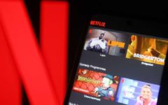 Netflix reports a slowdown in subscriber growth, sending its shares tumbling
